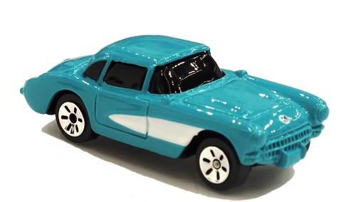 13 Maisto Corvette 1956
