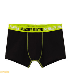 """Monster Hunter Briefs 10 • <a style=""""font-size:0.8em;"""" href=""""http://www.flickr.com/photos/66379360@N02/8692566488/"""" target=""""_blank"""">View on Flickr</a>"""
