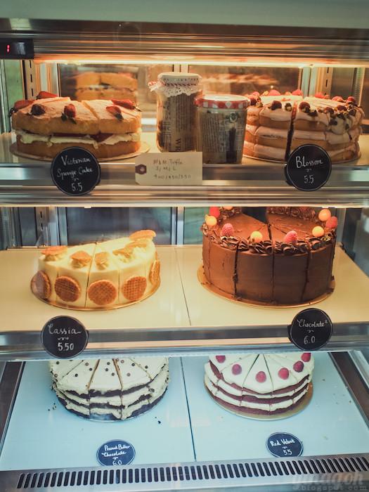 Maple & Market Bakery Cakes