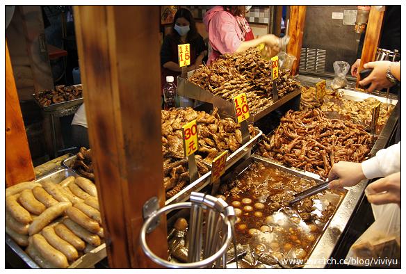 [羅東.美食]羅東夜市小吃~巷仔口25元麵食均一價&小吃推薦 @VIVIYU小世界