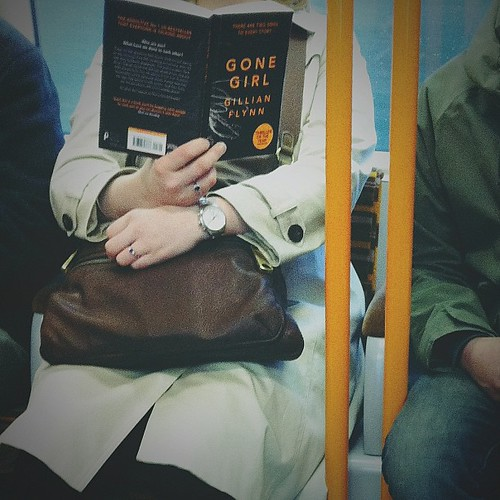 Reader 76 in the Dying Art of Reading series: ...