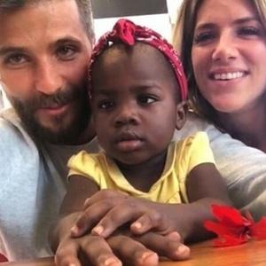 Gagliasso diz ficar chateado com assédio de fotógrafos sobre a filha, Titi