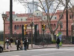 Casa Rosado, Plaza de Mayo, Buenos Aires