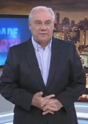 """Na """"seca"""", Marcelo Rezende diz que não se lembra mais se sexo é bom"""