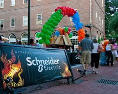 Schneider Electric Reception