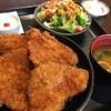 Photo:並かつ丼なう…(。-_-。) #空前のタレカツ丼ブーム By
