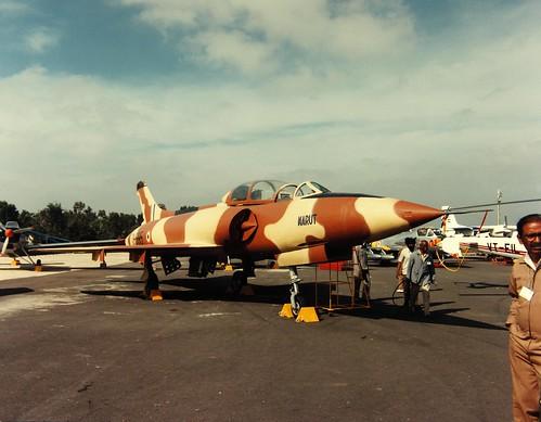 HAL (Hindustan Aeronautics), HF-24, Marut
