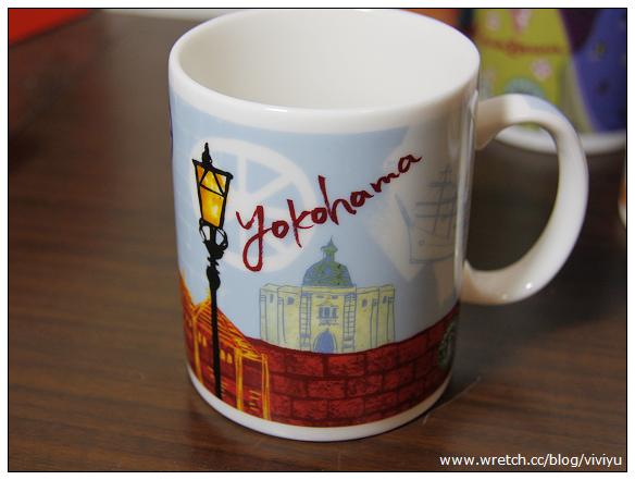 [蒐藏]starbucks.星巴克~日本城市馬克杯.八地名 @VIVIYU小世界