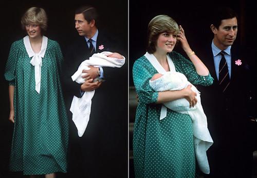 O nascimento do primeiro filho