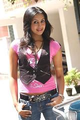 South Actress SANJJANAA Photos Set-4 (30)