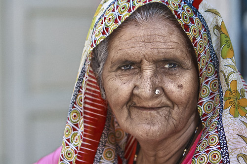 Portrait from India 15