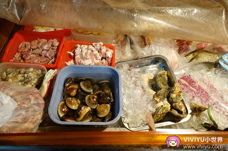 二哥炒鱔魚意麵,台南小吃,台南海安路,台南美食,蛤蚧燒貨舖 @VIVIYU小世界