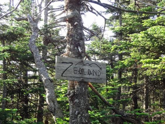 Zealand Mountain Summit