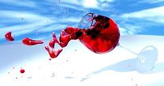"""Das Weinglas. Die Weingläser. Das Weinglas fällt um. • <a style=""""font-size:0.8em;"""" href=""""http://www.flickr.com/photos/42554185@N00/29186952385/"""" target=""""_blank"""">View on Flickr</a>"""