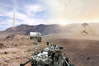 Curiosity Mars Rover: Our Interplanery Emissary