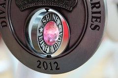 Diva's Half Marathon Medal