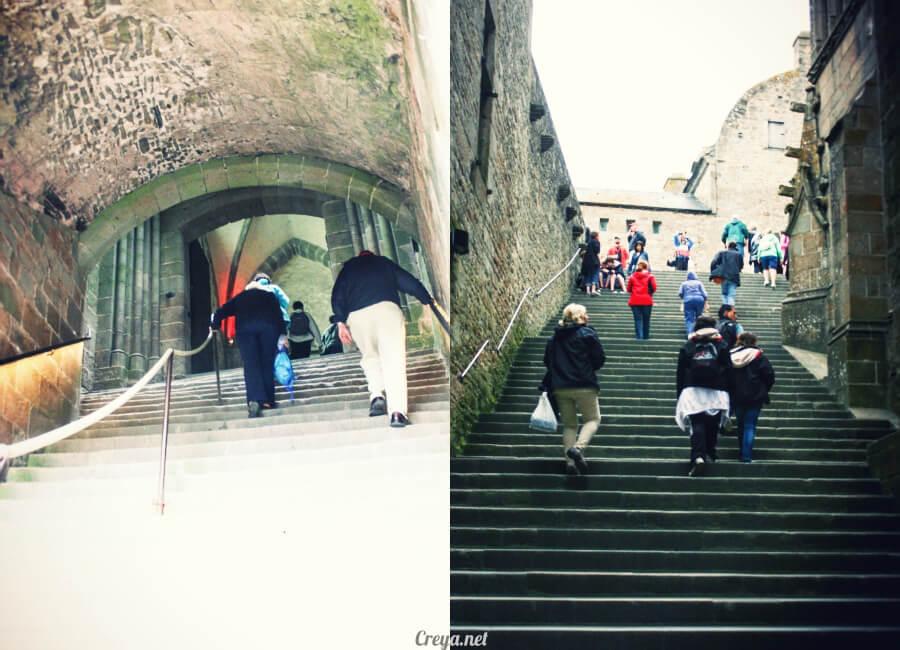 2016.09.25 | 看我的歐行腿| 法國巴黎聖米歇爾山,原來腦子有洞是這樣來的 22