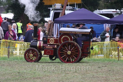 Steam Engines at the Shakerstone Festival 2016