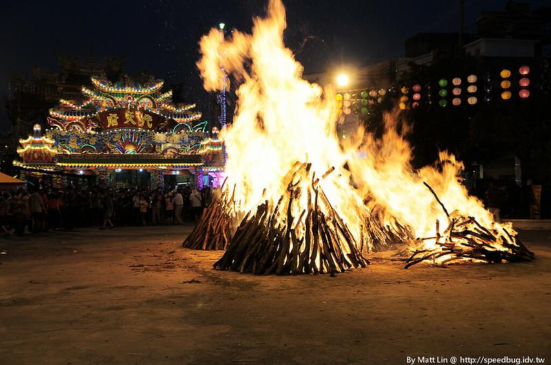 【屏東】2012壬辰正科東港迎王平安祭典 – 過火