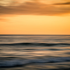 Un soir en bord de mer