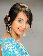 South Actress SANJJANAA Photos Set-7 (69)