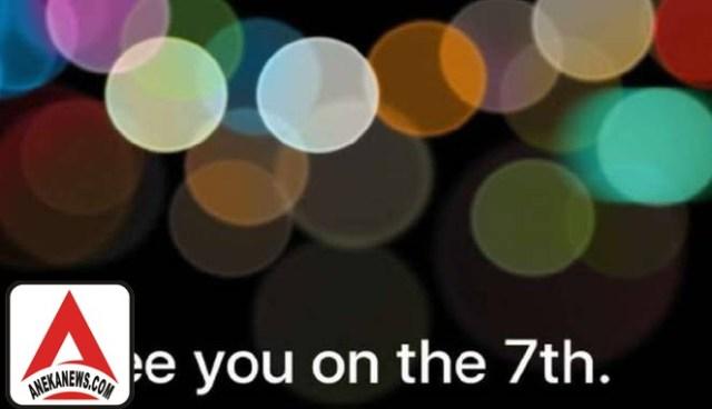 #Tech: Apple Rilis iPhone Baru pada 7 September