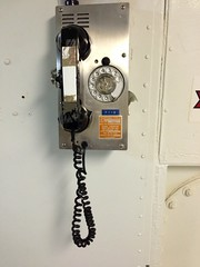 Old-school phone