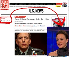 Petraeus affair rules for living
