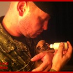 Mike and Pup