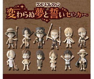 「海賊王」 × 「七龍珠」數量限定超聯名電影票   玩具人Toy People News