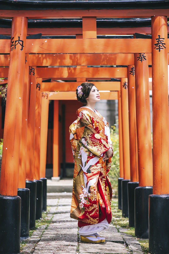 台北推薦台中婚攝,JOE愛攝影,京都櫻花婚紗,色打褂,游懿庭,幸福日和手工訂製婚紗