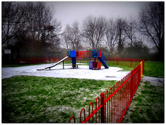 EMPTY PLAYGROUNDS