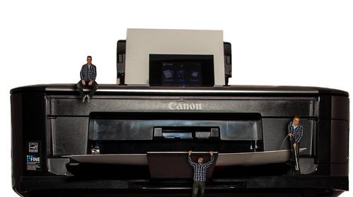 composite photoshop canon printer
