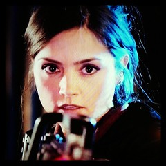 I think I'm in love with Clara Oswin Oswald. #...