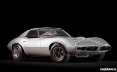 1964 Pontiac Banshee Coupe Concept Car