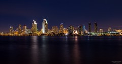 "Another version of San Diego Skyline • <a style=""font-size:0.8em;"" href=""http://www.flickr.com/photos/41711332@N00/8342964387/"" target=""_blank"">View on Flickr</a>"