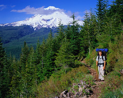 hiking Mt. Hood in Clackamas County 051