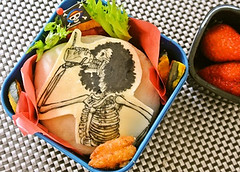 "One Piece Bento 12 • <a style=""font-size:0.8em;"" href=""http://www.flickr.com/photos/66379360@N02/8428623659/"" target=""_blank"">View on Flickr</a>"