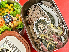 """One Piece Bento 11 • <a style=""""font-size:0.8em;"""" href=""""http://www.flickr.com/photos/66379360@N02/8428623727/"""" target=""""_blank"""">View on Flickr</a>"""