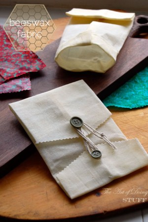 Tutorial Thursday - Reusable Sandwich Bags, Upcycled T-Shirt Tote and More!