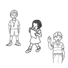 benjamin hummel cartoon and line art3