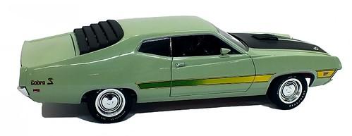Autoworld 1971 Ford Torino Cobra