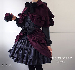 """Velvet Lolita Set Up inspired by Kushina Anna of K • <a style=""""font-size:0.8em;"""" href=""""http://www.flickr.com/photos/66379360@N02/8573870858/"""" target=""""_blank"""">View on Flickr</a>"""