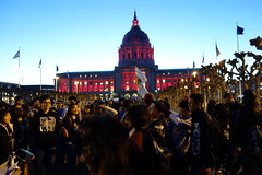 One Billion Rising on V-Day at San Francisco C...