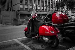 Vespa - Rome (Mars 2013)