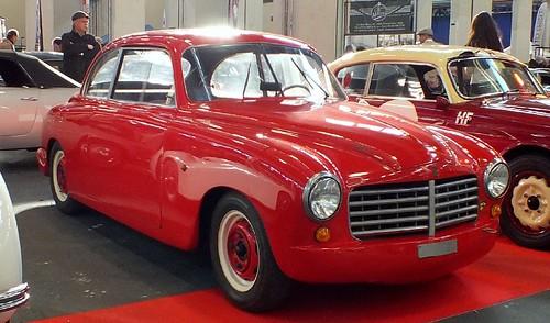 Fiat Abarth 1400 Touring Superleggera