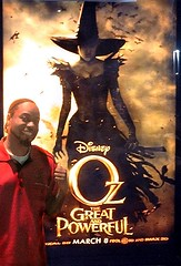 "***** Five Star MOVIE REVIEW: ""Oz The Great an..."