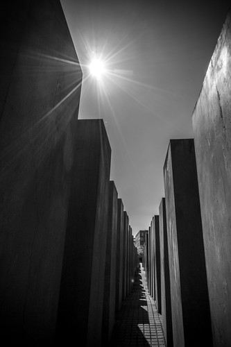 Berlin mémorial de l'Holocauste