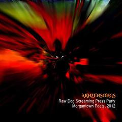 ArnzenSongs CD Cover (2013)