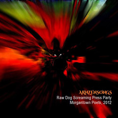 ArnzenSongs CD Cover (2013)